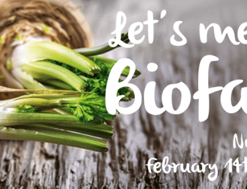 Let's meet in Biofach